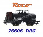 "76606 Roco Tank Car Typ ""IG Farben"" of the DRG"