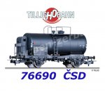 76690 Tillig Tank Car Type Uh of the CSD