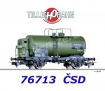 "76713 Tillig Tank Car Type R ""BENZINOL"" of the CSD"