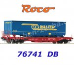 "76741 Roco Standart Pocket Car ""LKW Walter"" of the DB"