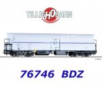 76746 Tillig Refrigerator Car Type laccgis of the BDZ