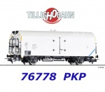 76778 Tillig  Refrigerator car Type Ibds of the PKP