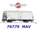76779 Tillig Refrigerator car Type Gjm of the MAV