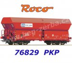 76829 Roco Self Unloading Hopper Car Type Falns of the PKP Cargo