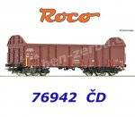 76942 Roco Open Freight Car type Ealos-t of the CD