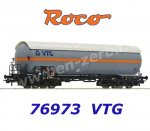 "76973 Roco Pressure Gas Tank Car Type Zags,""VTG"" of the DB"