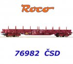 76982 Roco Stake Car Res of the CSD