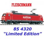 854320 Fleischmann Electric locomotive class 145 Railion of the DB