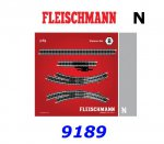 "9189 Fleischmann N Station Set ""B"" , N"