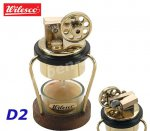 D2 00002 Wilesco Tea Candle Steam Engine