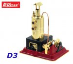 D3 00003 Wilesco Steam Engine