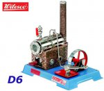 D6 00006 Wilesco Steam Engine