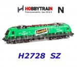 "H2728 Hobbytrain N Electric Locomotive Class 541 ""SCOTCH"" of the SZ"