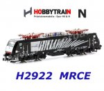 H2922 Hobbytrain N Electric Locomotive Class 189 ES64 F4 of the MRCE