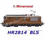 "HR2814 Electric locomotive class Re 4/4, BLS 195 ""Unterseen"" of the BLS"
