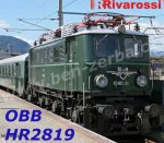 HR2819 Rivarossi Electric Locomotive Class 1040 of the OBB