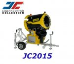 "JC2015 Jagerndorfer Snow Cannon TF10 ""Technoalpin"" on Trailer, 1:32"