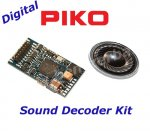 56444 Piko Sound-Decoder with Speaker for BR 193 Vectron