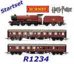 "R1234 Hornby Set osobního vlaku Harry Potter ""Hogwarts Express"""