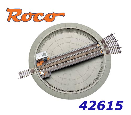 42615 Roco Model turntable, H0 | Trains | H0 - 1:87 | Tracks